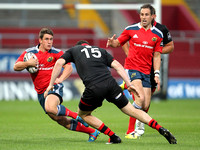 Rugby Union - Munster v Edinburgh