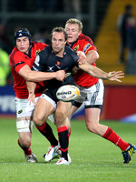 RaboDirect Pro12 Munster v Newport Gwent Dragons