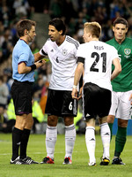 World Cup Qualifier - Group C . Rep of Ireland v Germany