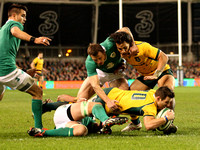Ireland v Australia - Guinness Series