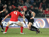 RaboDirect Pro12 Munster v Ospreys