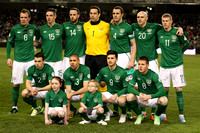 World Cup Qualifying - Group C . Rep of Ireland v Austria