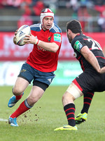 Munster v Edinburgh - Heineken Cup / Pool 6
