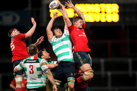 Rugby Union -Rabodirect PRO12 - Munster v Benetton Treviso