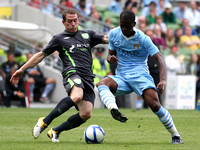 Manchester City vs. Airtricity XI