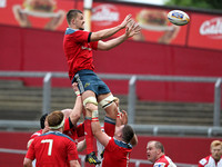 Rugby Union -Rabodirect PRO12 - Munster v Ulster
