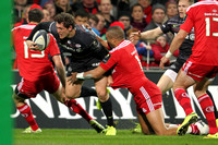 Munster v Saracens - European Rugby Champions Cup / Pool 1